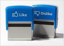 Facebook stamps