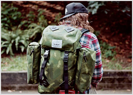 The Poler Rucksack--polerstuff.com