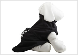 Protex Pawz 1Z Coat with Built In Harness