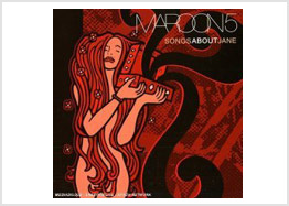 Maroon 5 -- Songs about Jane