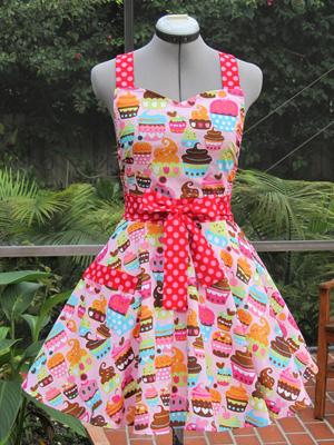 Cupcake apron