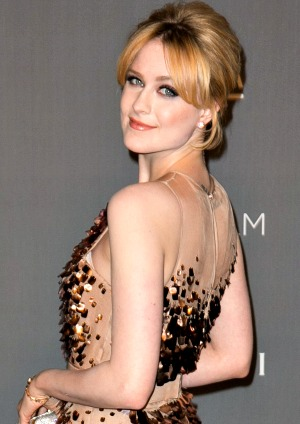 Evan Rachel Wood gets personal on Twitter