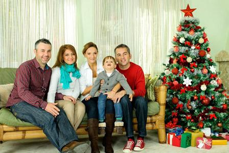bringing the holiday spirit to television