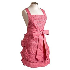 Sexy Pink Sprinkles Women's Apron