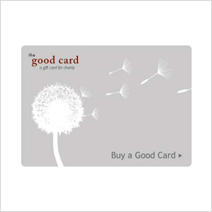Network for Good card