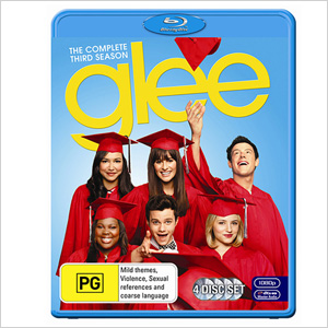 Glee: The Complete Third Season DVD Set