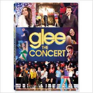 Glee The Concert Movie DVD