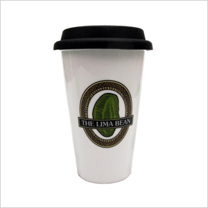 Lima Bean Travel Mug