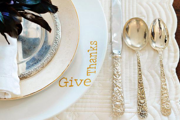 Scrumptious Thanksgiving Tablescapes