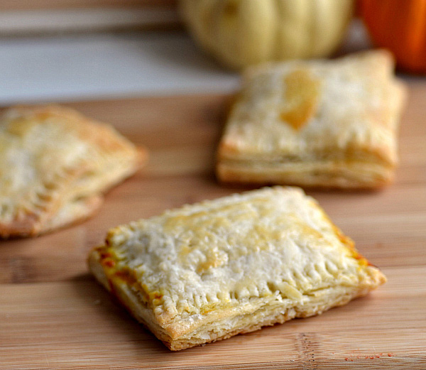 pumpkin pop tart