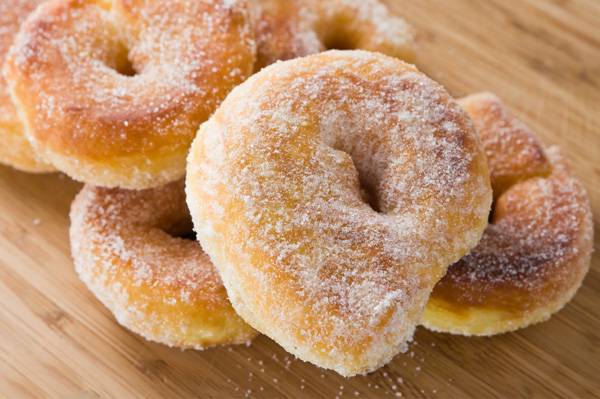recipe: pizza dough doughnuts [4]