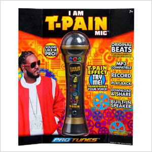 T-Pains I Am T-Pain Mic