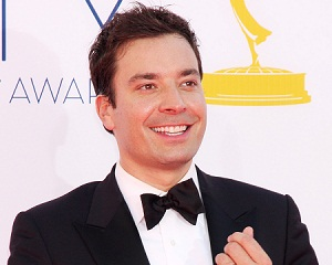 Jimmy Fallon at the Emmy Awards