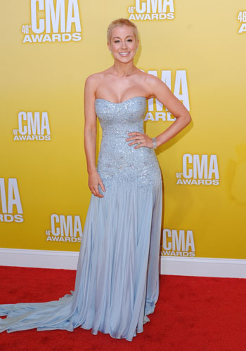Kellie Pickler - Best Dressed - 2012 CMA Awards