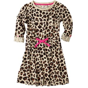 Leopard Dress on Leopard Print Dress