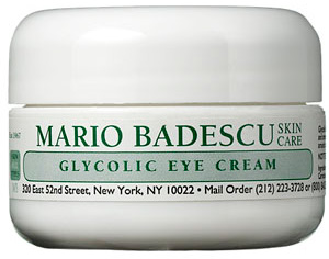 Mario Badescu's Glycolic Eye Cream