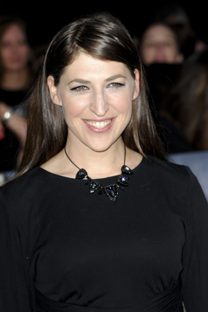 Mayim Bialik getting divorced
