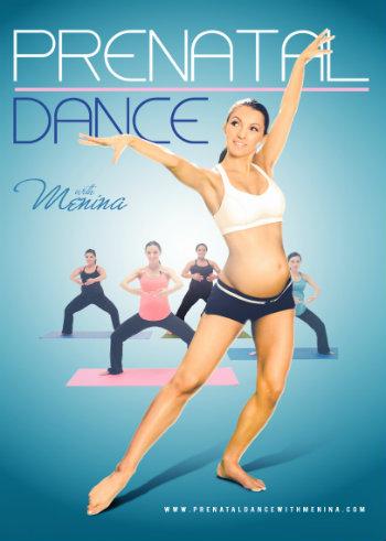Menina Fortunato Prenatal Dance DVD