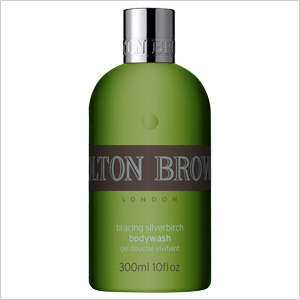 Molton Brown's Bracing Silver Birch Body Wash