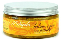 Metropolis Soap Company's Balsam of Peru and Pumpkin Exfoliating Sugar Scrub