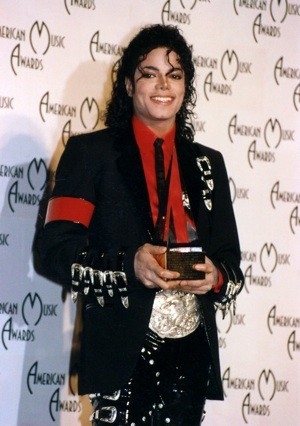 Michael Jackson - American Music Awards