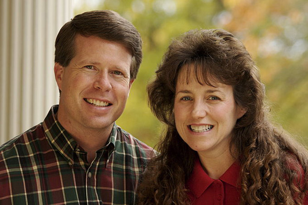 Michelle Duggar's hair is way different
