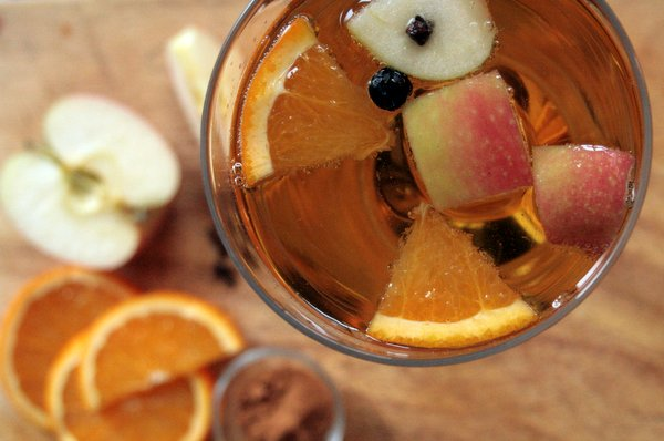 mulled cider