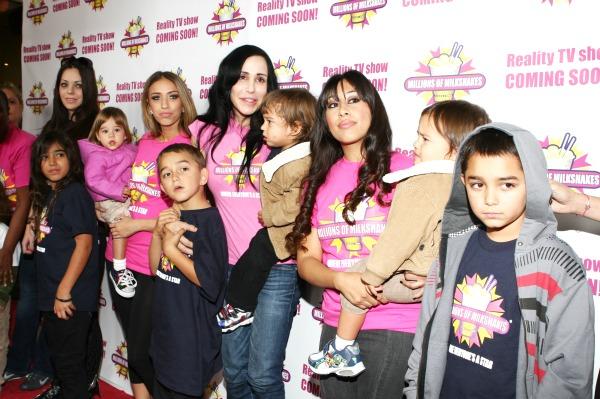 Nadya Suleman's nanny drama continues