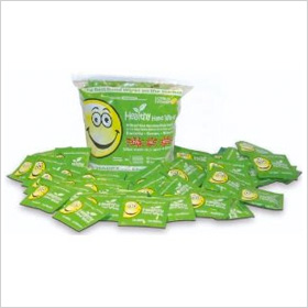 Healthy Hand Wipes