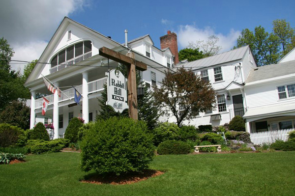 Rabbit Hill Inn, Lower Waterford, Vermont