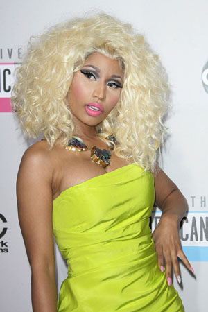 Nicki Minaj talks about American Idol