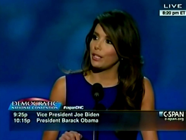 2012 Election: Latino celebrities for Obama