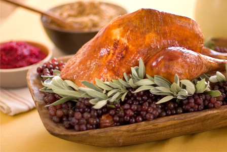 Make healthy Thanksgiving choices