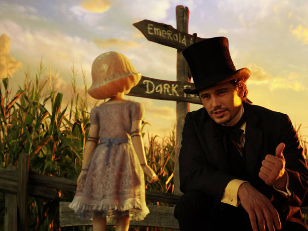 James Franco gets magical and mystical