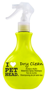 Dry Clean Spray from Pet Head'