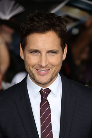 Peter Facinelli has a new girlfriend