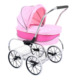 Princess Doll Stroller