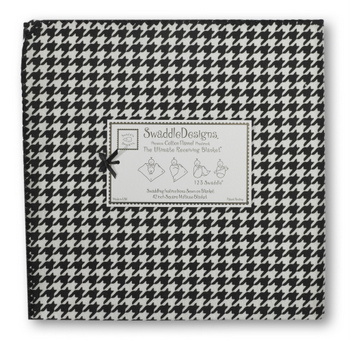 Puppytooth SwaddleDesigns blanket