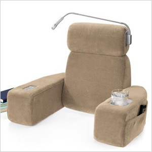 Brookstone Massaging Bed Rest