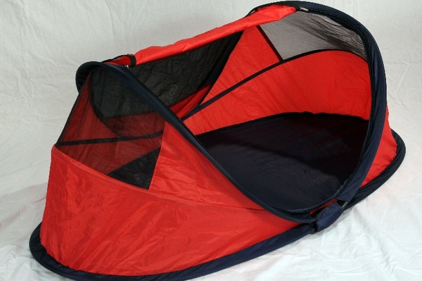 Recalled PeaPod Travel Tent