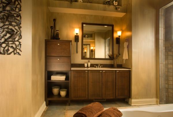 Design for the bathroom