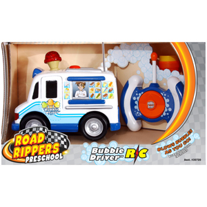 Radio Control Bubble Driver Ice Cream Truck