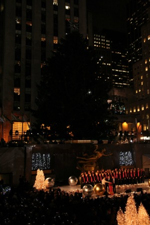 Rockefeller Tree