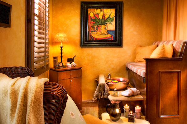 Spa treatments for couples