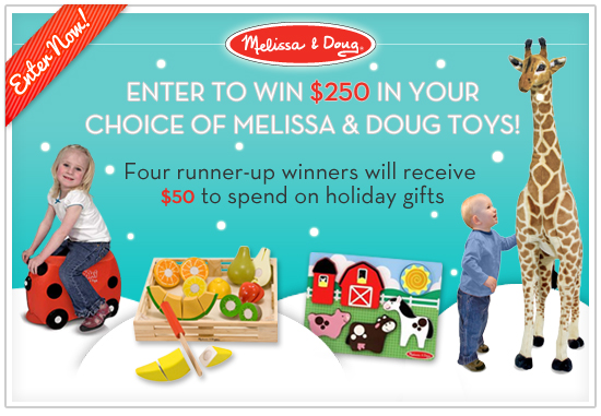 Melissa & Doug Giveaway