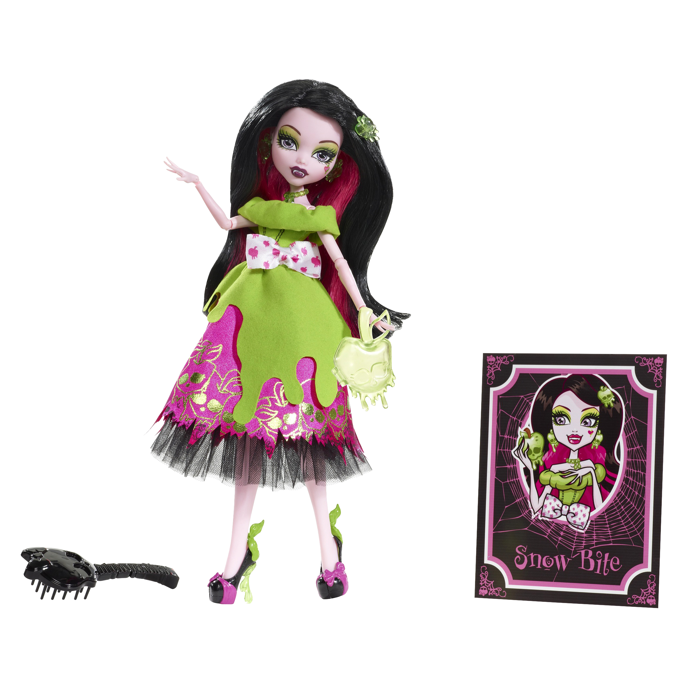 Monster High Scarily Ever After Dolls Giveaway
