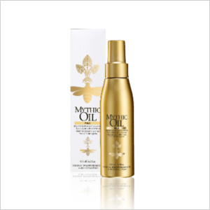 L'Oréal's Mythic Oil Replenishing Milk.