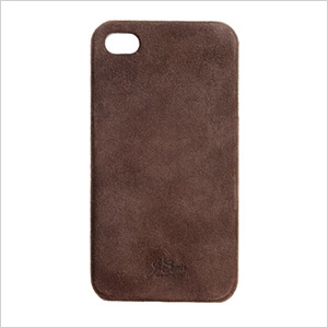 suede iphone case