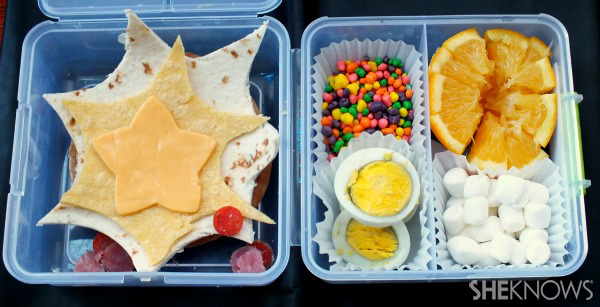 Guy-approved bento lunches