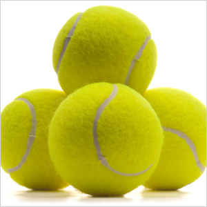 Tennis balls